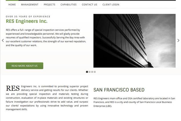 RES Engineers Inc