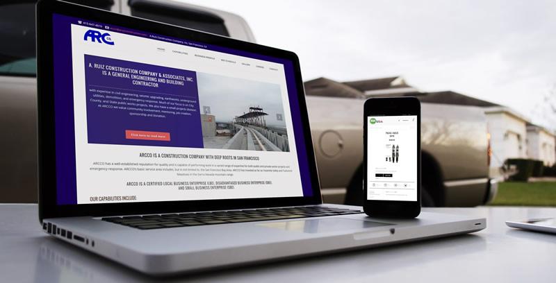 Small Business Website Design Company in San Francisco Bay Area, Moraga CA