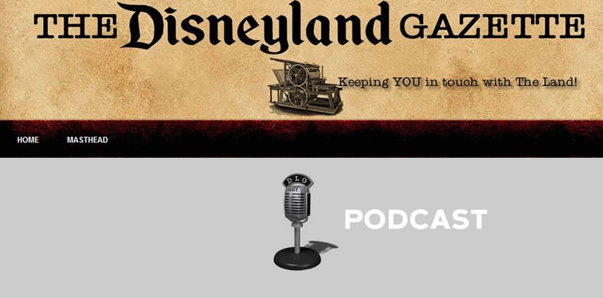Disneyland Gazette