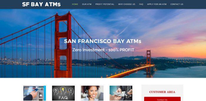 San Francisco Bay ATMs